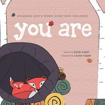 You Are: Board Book
