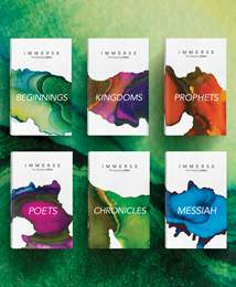 Immerse Bible Complete Set: Softcover
