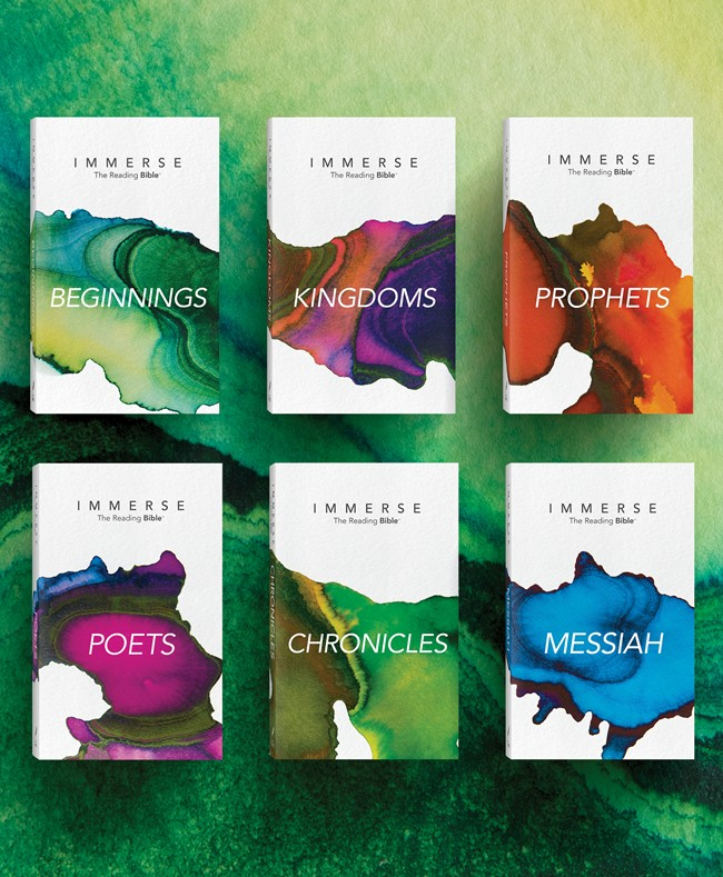 Cover of Immerse Complete Set