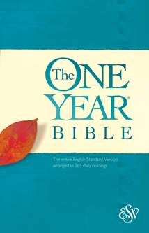 The One Year Bible ESV: Softcover
