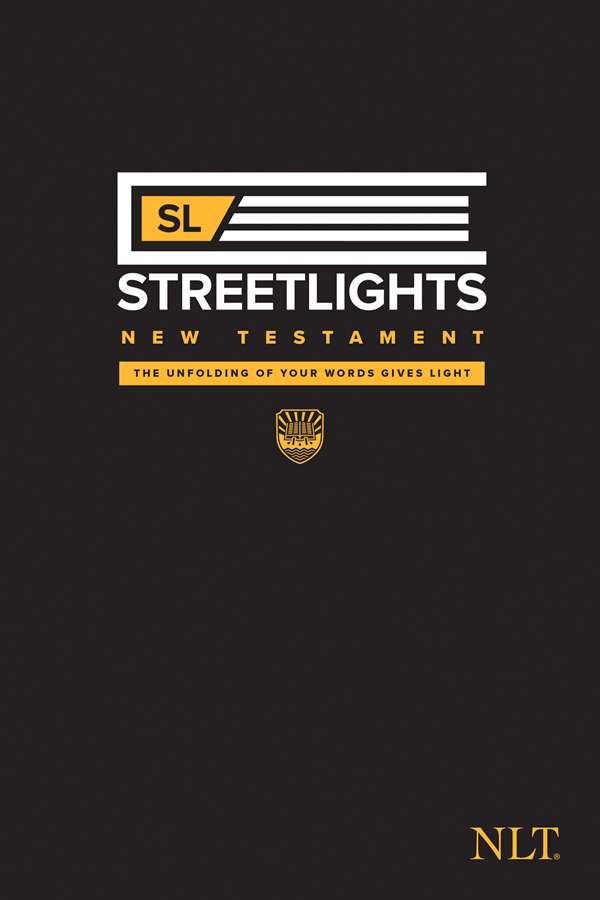 Cover of the Streetlights New Testament