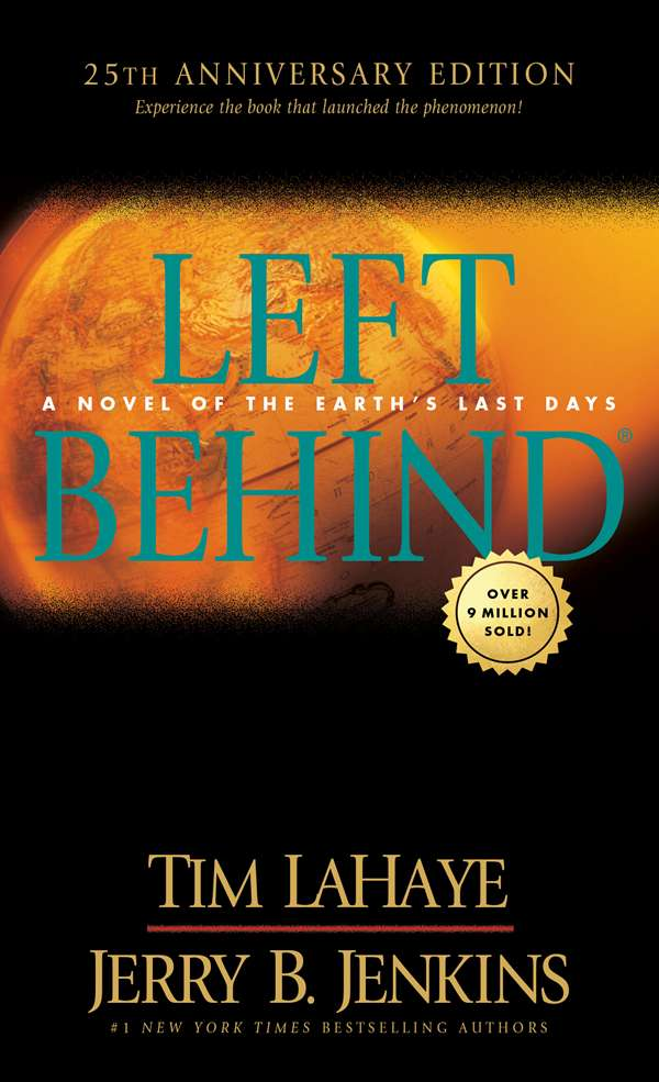 Left Behind, 25th Anniversary Edition cover