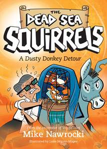 A Dusty Donkey Detour: Softcover