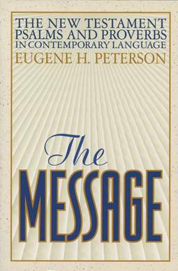 NavPress | The Message Full Size: The Bible in Contemporary