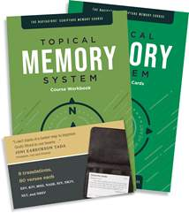 Topical Memory System: Softcover
