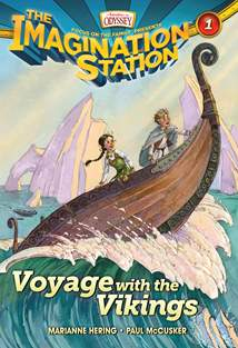 Voyage with the Vikings: Softcover