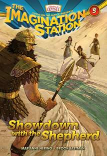 Showdown with the Shepherd: Softcover