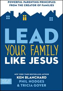 Lead Your Family Like Jesus: E-book