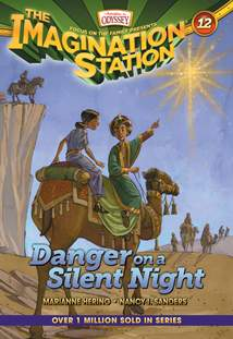 Danger on a Silent Night: Softcover
