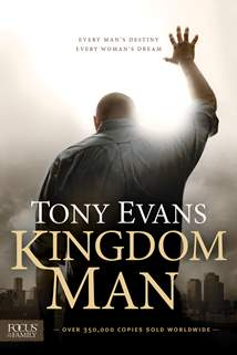 Kingdom Man: Softcover