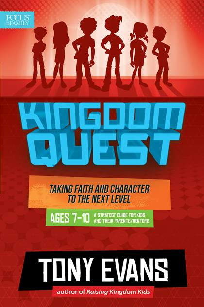 Tyndale Kingdom Quest A Strategy Guide For Kids And Their Parents