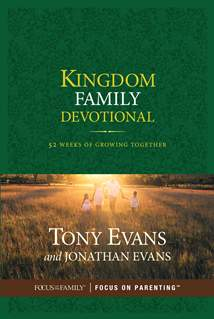 Kingdom Family Devotional: Hardcover