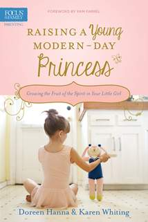 Raising a Young Modern-Day Princess: Softcover