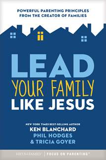 Lead Your Family Like Jesus: Softcover