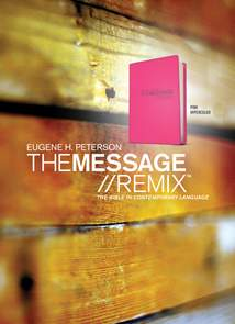 The Message//REMIX: Vinyl, Pink