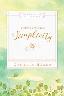 Becoming a Woman of Simplicity: E-book