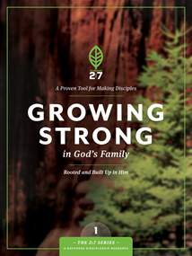 Growing Strong in God's Family: Softcover