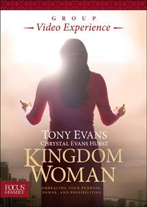 Kingdom Woman Group Video Experience: DVD Video