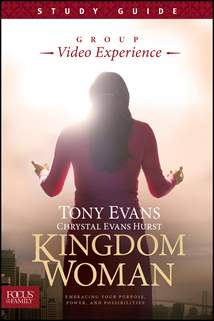 Kingdom Woman Group Video Experience Study Guide: Softcover