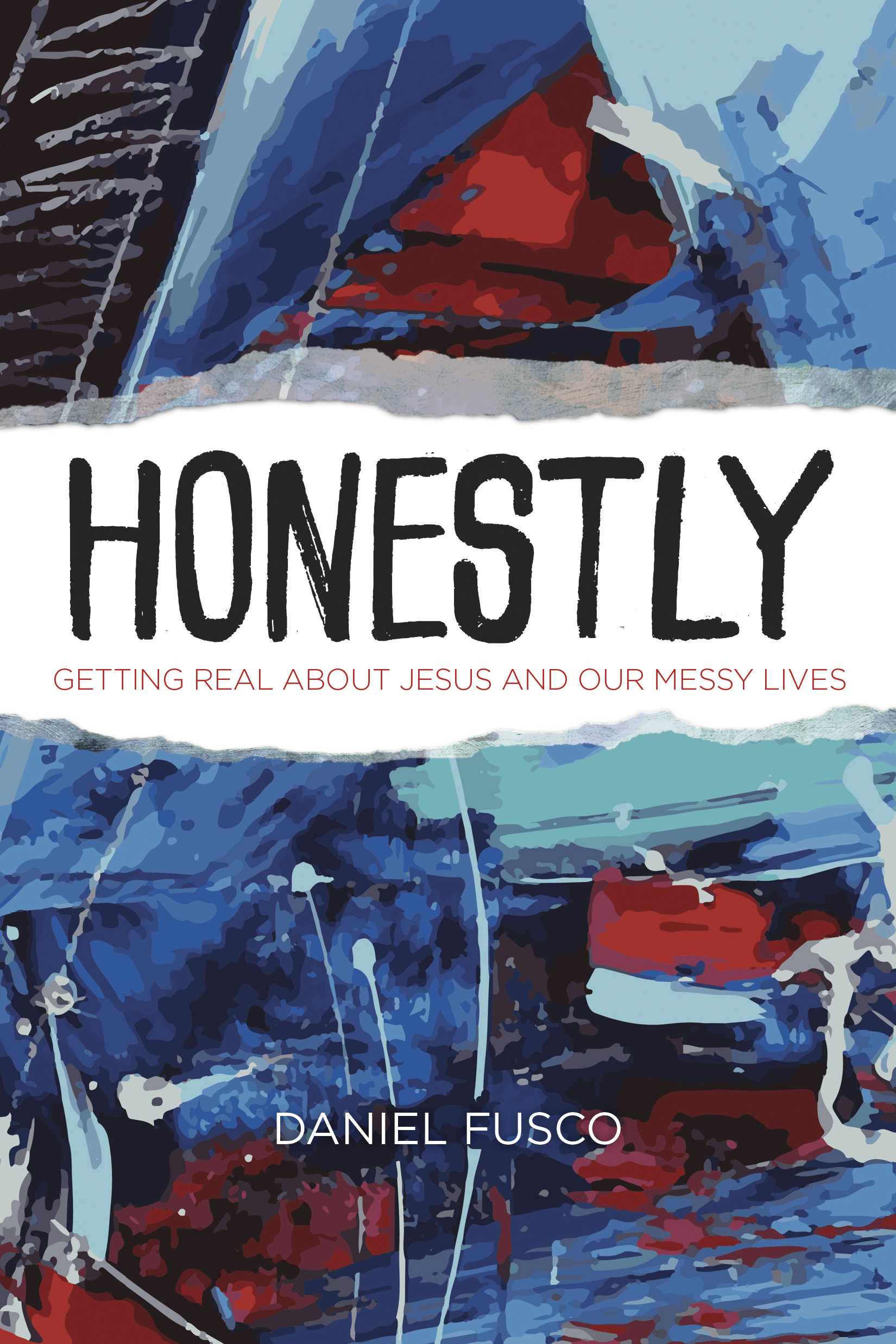 Cover of Honestly, by Daniel Fusco and D. R. Jacobsen