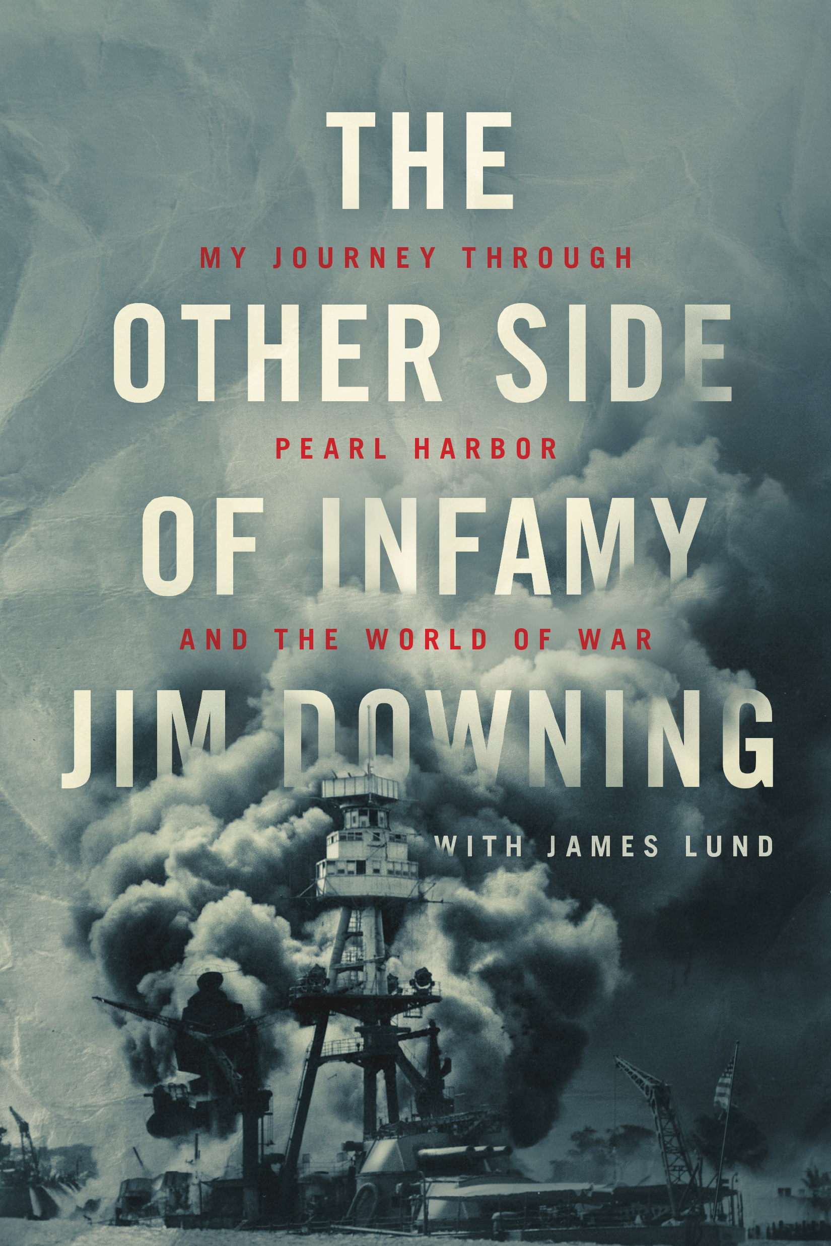 Cover of The Other Side of Infamy, by Jim Downing and James Lund