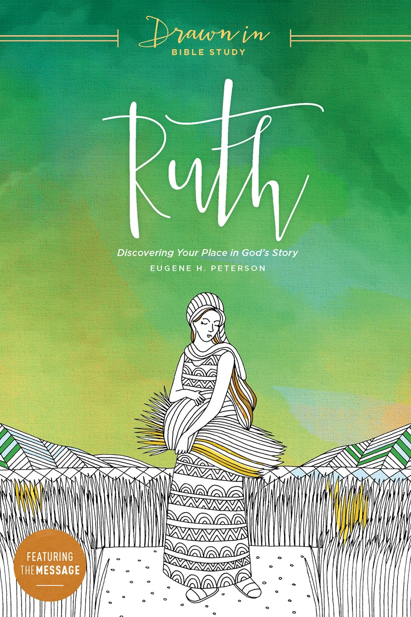 Drawn In: Ruth, book cover
