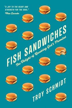 Front cover image of the book Fish Sandwiches.