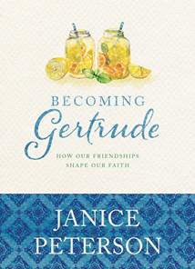 Becoming Gertrude: Hardcover