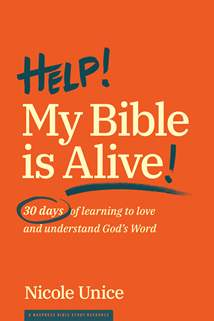 Help! My Bible Is Alive!: Softcover
