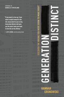 Generation Distinct: Softcover