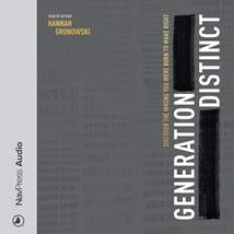 Generation Distinct: Audio Book