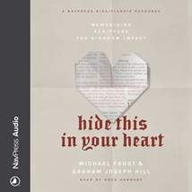 Hide This in Your Heart: Audio Book