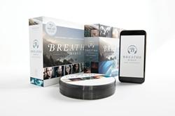 Breathe Bible New Testament NLT Audio CD