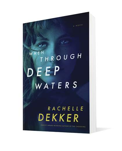 Image result for when through deep waters