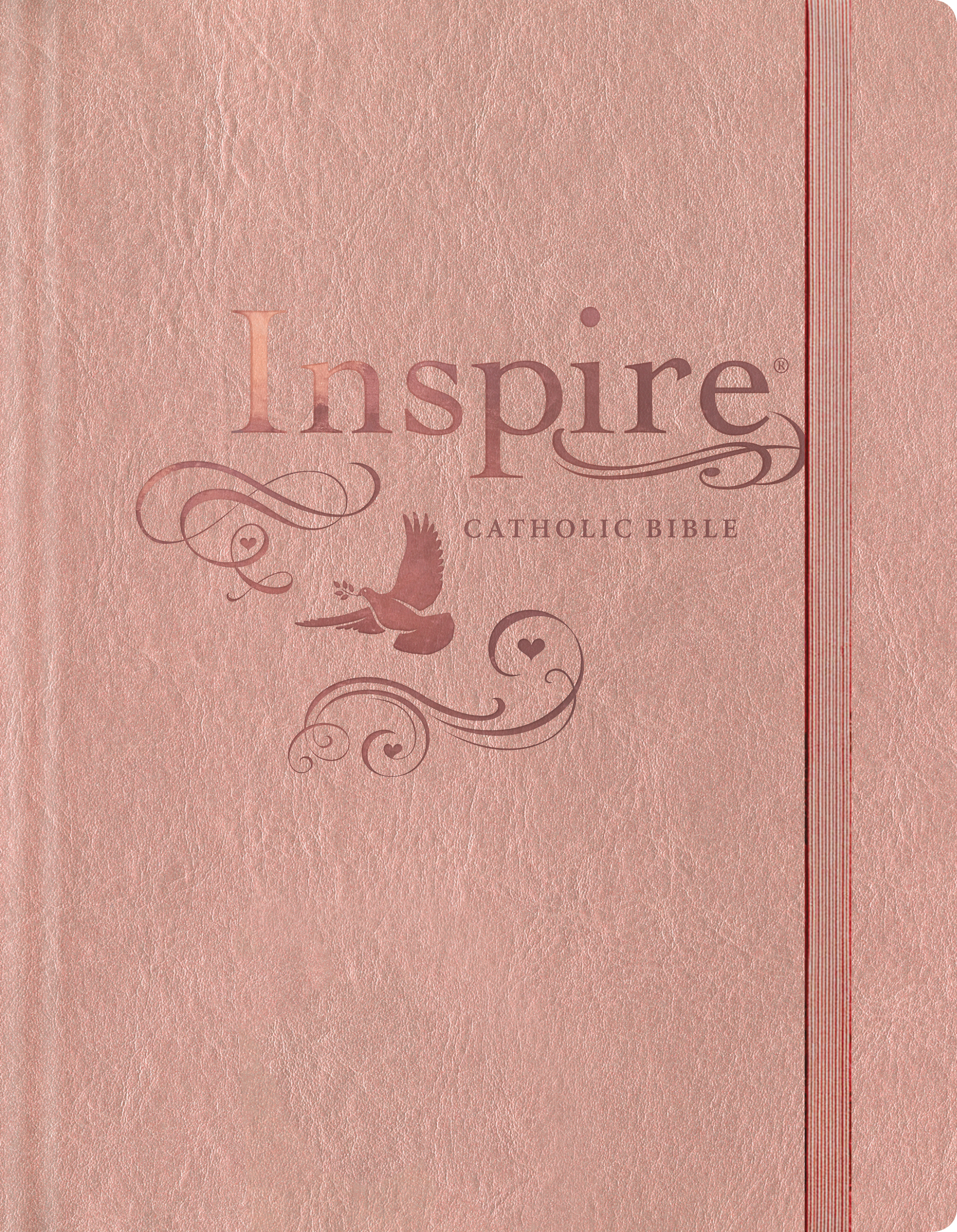 Inspire Bible – The Bible for Coloring and Creative Journaling